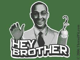 Hey Brother - Buster Bluth no hand