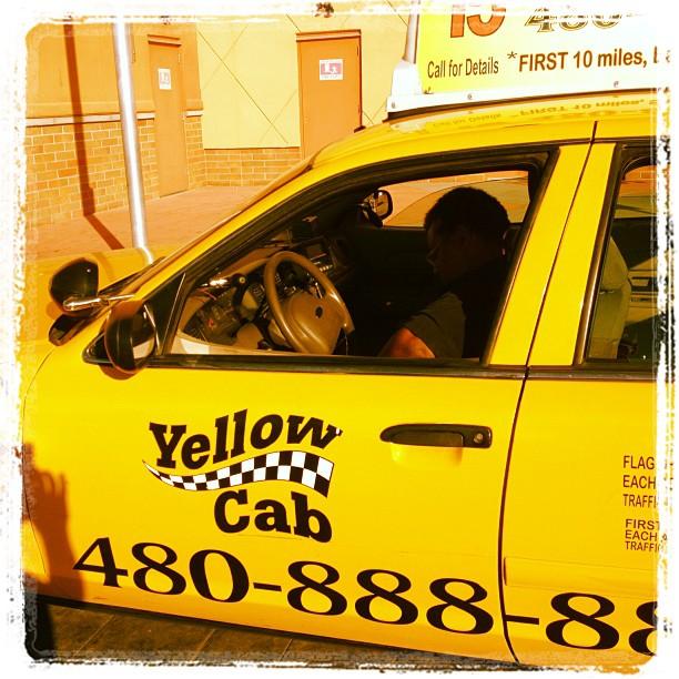Cab Driver Sleepy