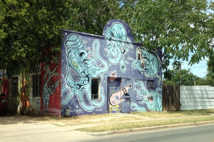 Cool building in Austin,TX