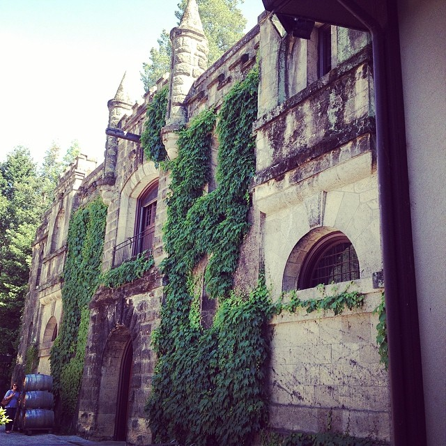 Chateau Montelena. #wine #napa #calistoga