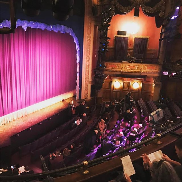 Lyceum theatre.